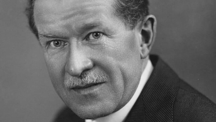 Professor Adolf Watzinger. Foto: