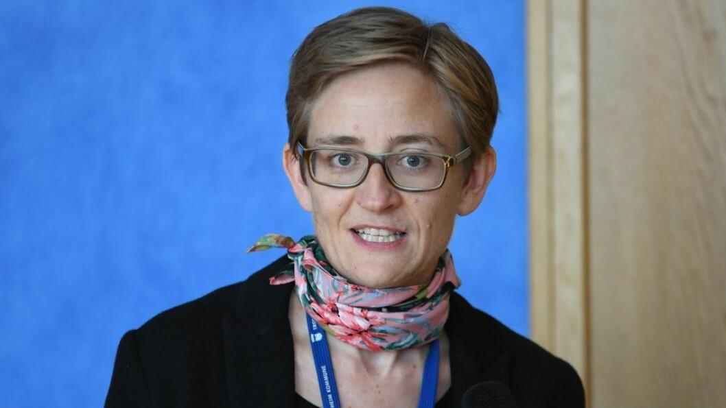 Elisabeth Kimbell er fungerende kommuneoverlege i Trondheim.