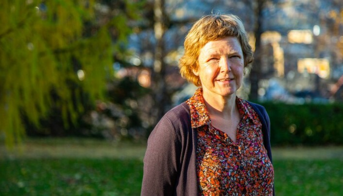Prorektor for utdanning, Marit Reitan sier det vil komme en utredning på hva som skjer på lang sikt.