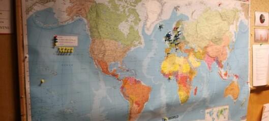 2000 internasjonale studenter til NTNU kommende høst