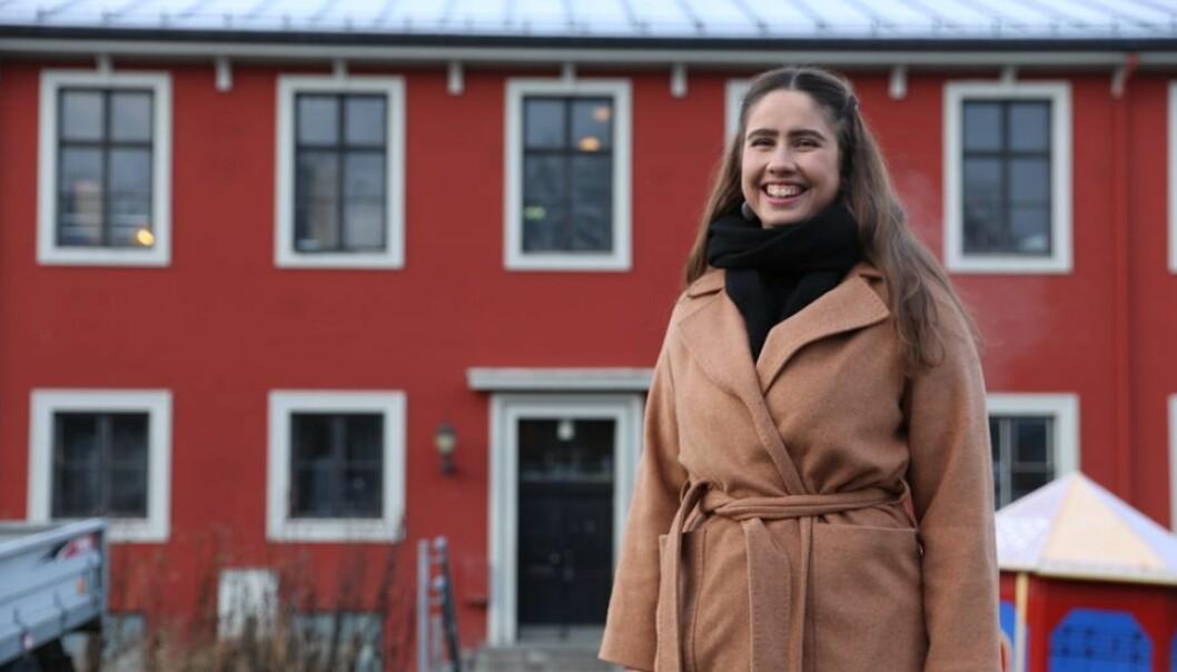 -Om det funker veldig bra så får vi ta en vurdering på om dette kan være en permanent løsning, sier Karen Mjør.