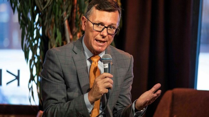 Dag Rune Olsen UA-debatten
