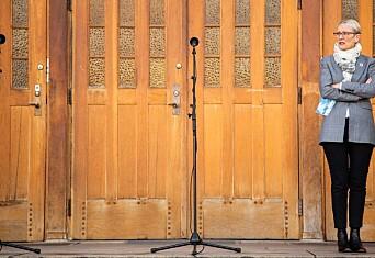 Borg: «Det blir stilt spørsmål om ytringsfrihetens kår ved NTNU»