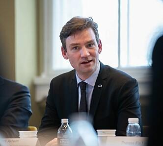 Asheim åpner nytt direktorat i Bergen