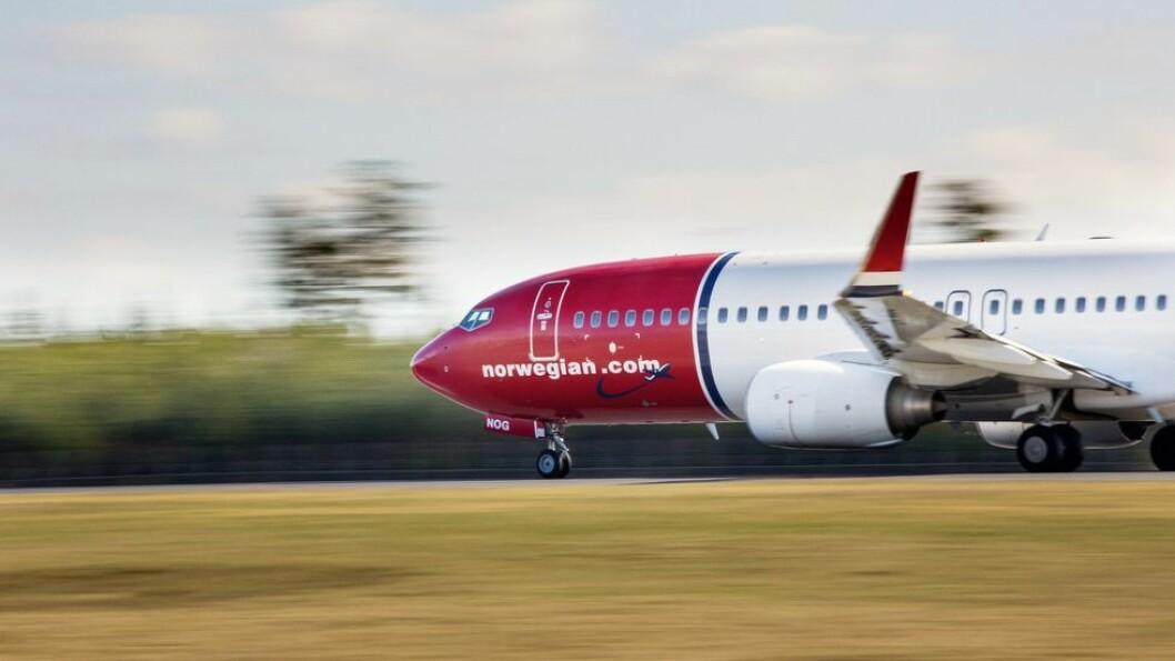 NTNU har avtale med Norwegian, og går selskapet konkurs, må det en ny anbudsrunde til.
