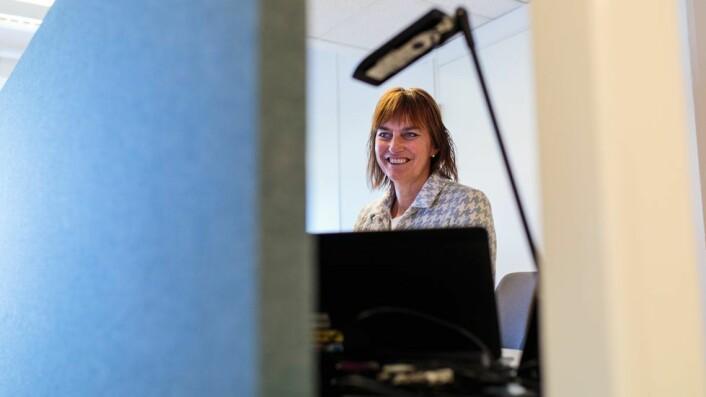 Ingrid Volden avdelingsdirektør økonomi