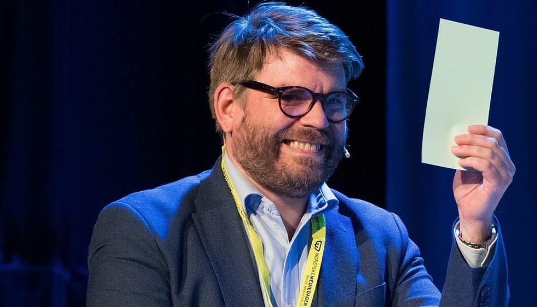 Akademikeradelen mener Sigvald Sveinbjørnsson er en karakteristikk som passer på akademiske ansatte som får bonus.