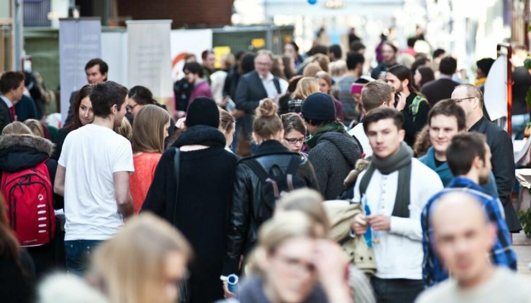 Norske studenter er jevnt over like fornøyd med 2020 som de var med 2019, 2018, 2017...