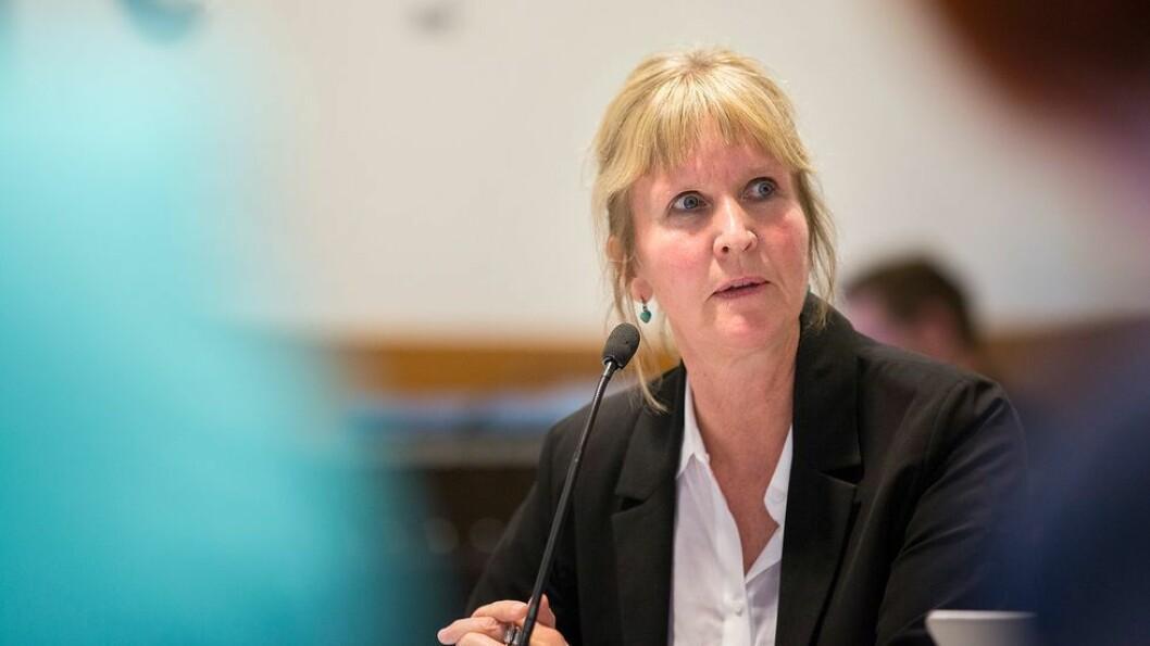 - 20 varsler i løpet av en så kort periode, er høyere enn det som har vært vanlig, sier organisasjonsdirektør Ida Munkeby.