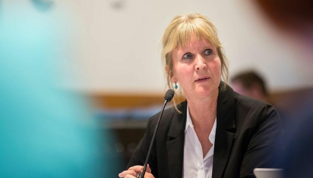 - Likebehandling av kandidatene er et grunnleggende prinsipp i valgreglementet. All institusjonell informasjon om valget må derfor ivareta dette hensynet, sier Ida Munkeby.