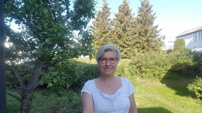 Lisbeth Aune, hovedtillitsvalgt NTNU Forskerforbundet