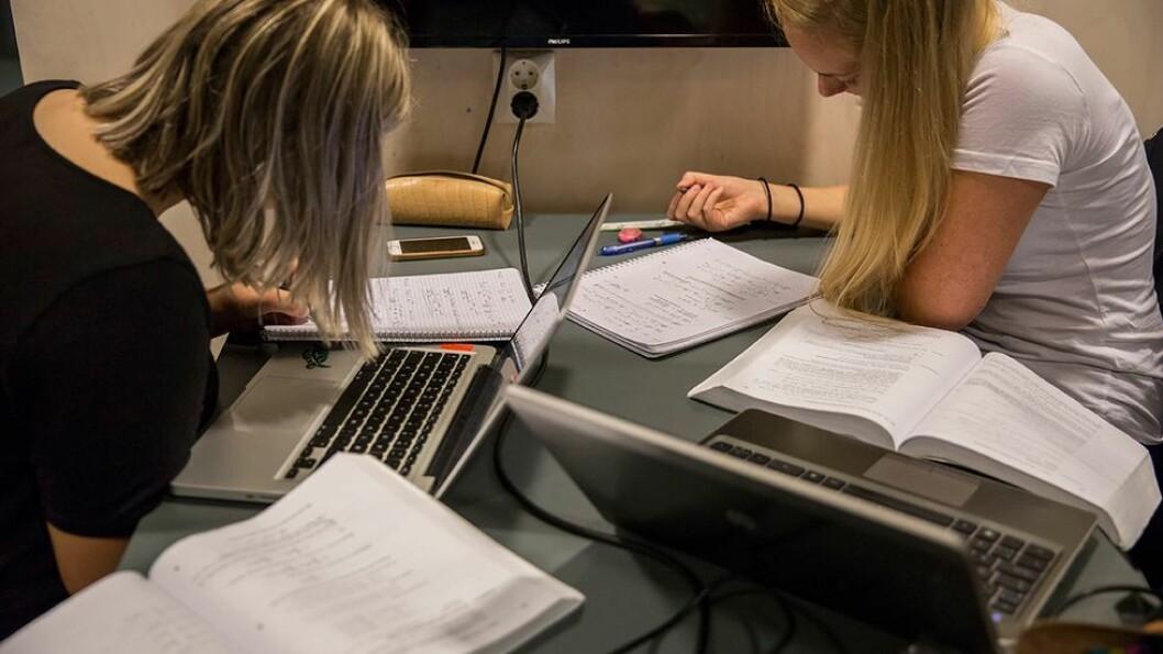 For mange oppleves det tryggest å sitte hjemme og lese, på grunn av frykt for koronasmitte. Derfor har biblioteket nå opprettet en virtuell lesesal.