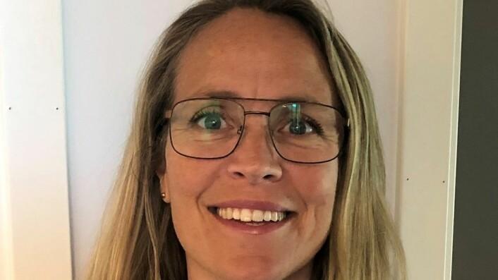 Berit Nilsen, tillitsvalgt for Forskerforbundet ved NTNU Samfunnsforskning