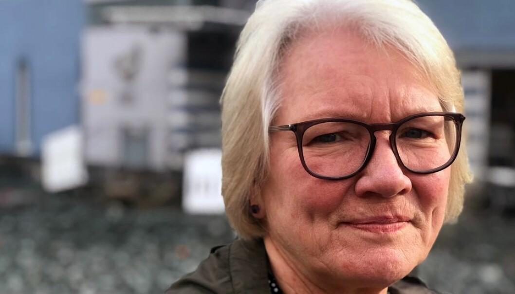 Kristin Dæhli er nestleder i Forskerforbundet. Hun påpeker at de færreste konfliktsaker fører til oppsigelser.