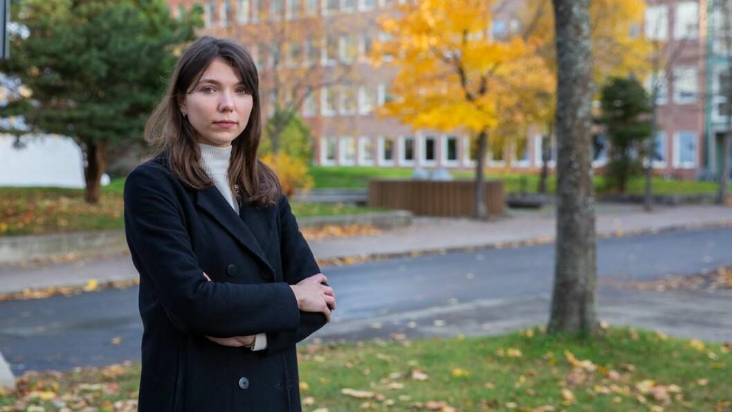 Idd Andrea Christensen, leder for Dion, sier hun har inntrykk av at søknadene har blitt håndtert ulikt fra institutt til institutt.