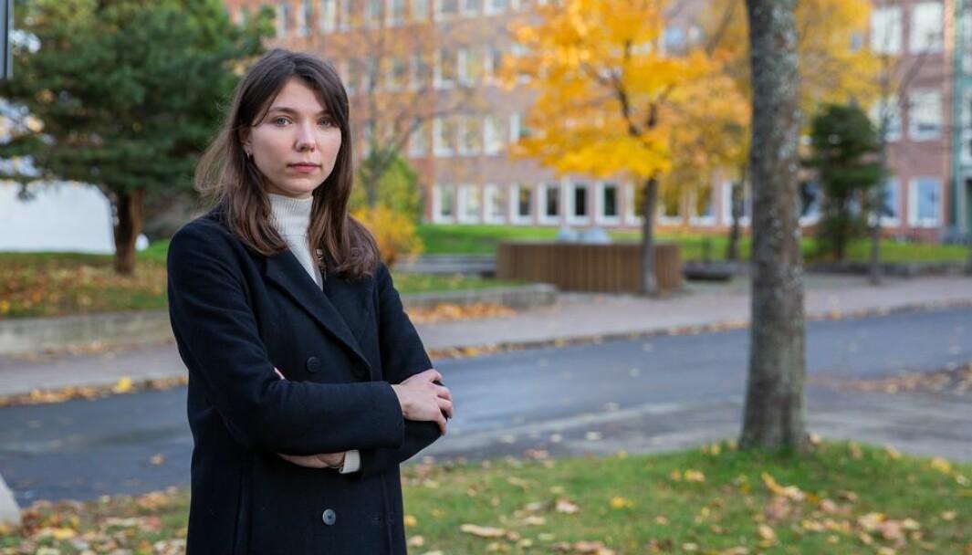 To valg måtte til, resultatet ble det samme: Idd Andrea Christensen vil representere de midlertidig vitenskapelig ansatte fra august og ett år framover.