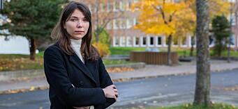 Idd Andrea Christensen er valgt inn i NTNUs styre