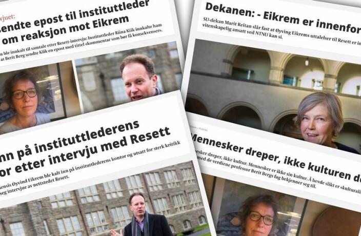 Forskerforbundets advokat: Avskjedigelsen av Øyvind Eikrem må kjennes ugyldig