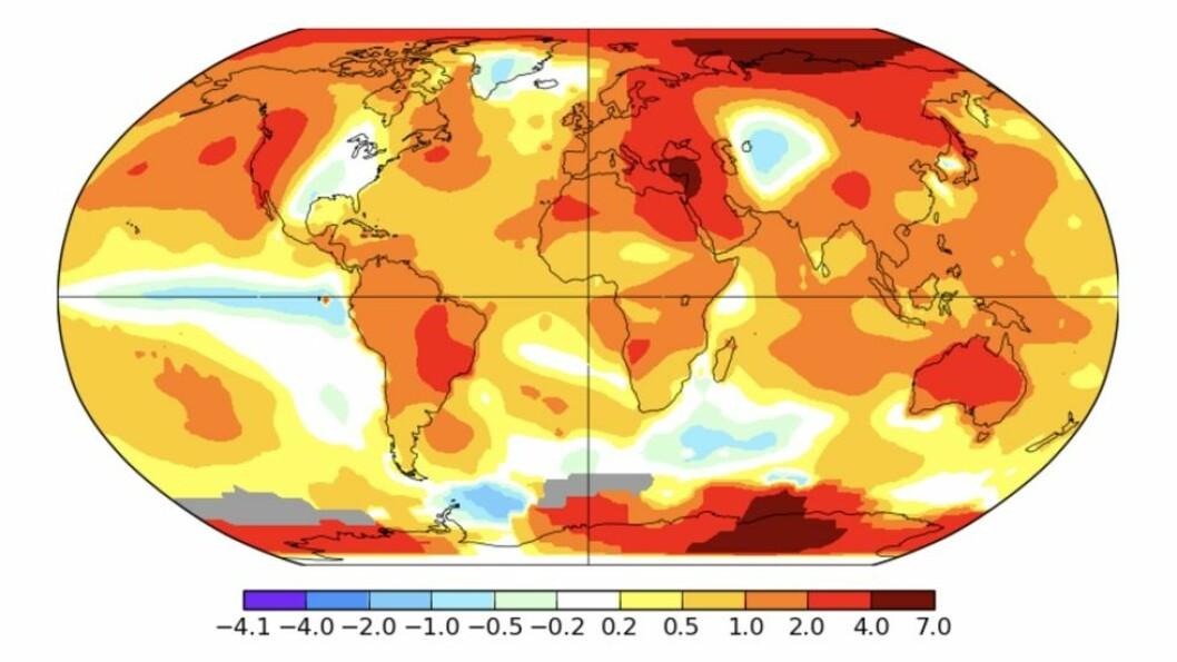 Klimaendringene er globale, og det er også forskningen som gjøres på feltet. Hele fire av fem norske vitenskapelige artikler på feltet har medforfattere fra utenlandske institusjoner.