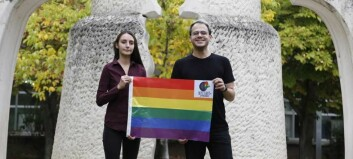 Tidligere vinnere av studentenes fredspris frikjent etter Pride-markering