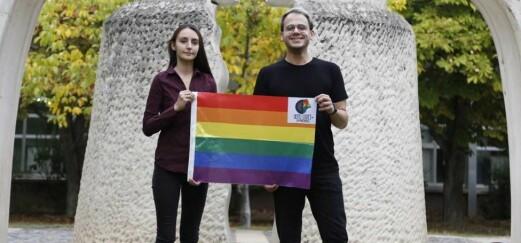 Tidligere vinnere av studentenes fredspris ble arrestert under Pride-markering. Nå er de frikjent