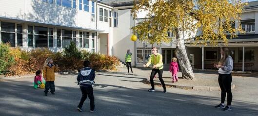 Flere lærerstudenter fullfører raskere