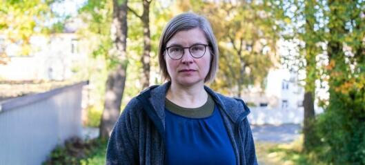 Nina Lager Vestberg