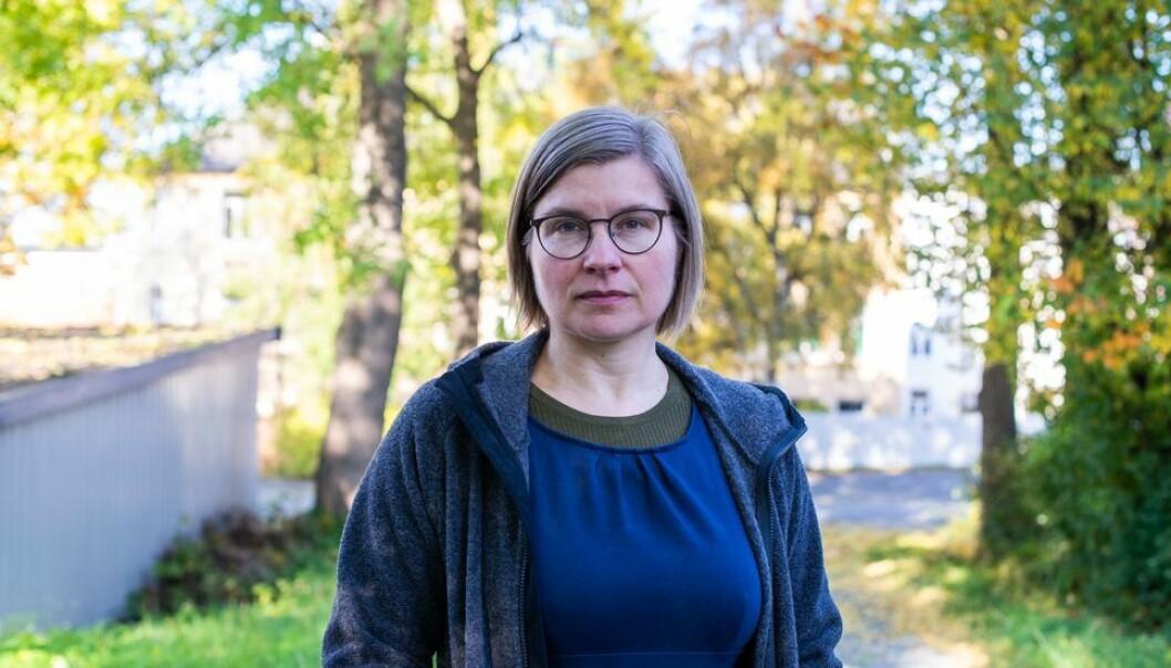 Nina Lager Vestberg er professor ved Institutt for kunst- og medievitenskap.