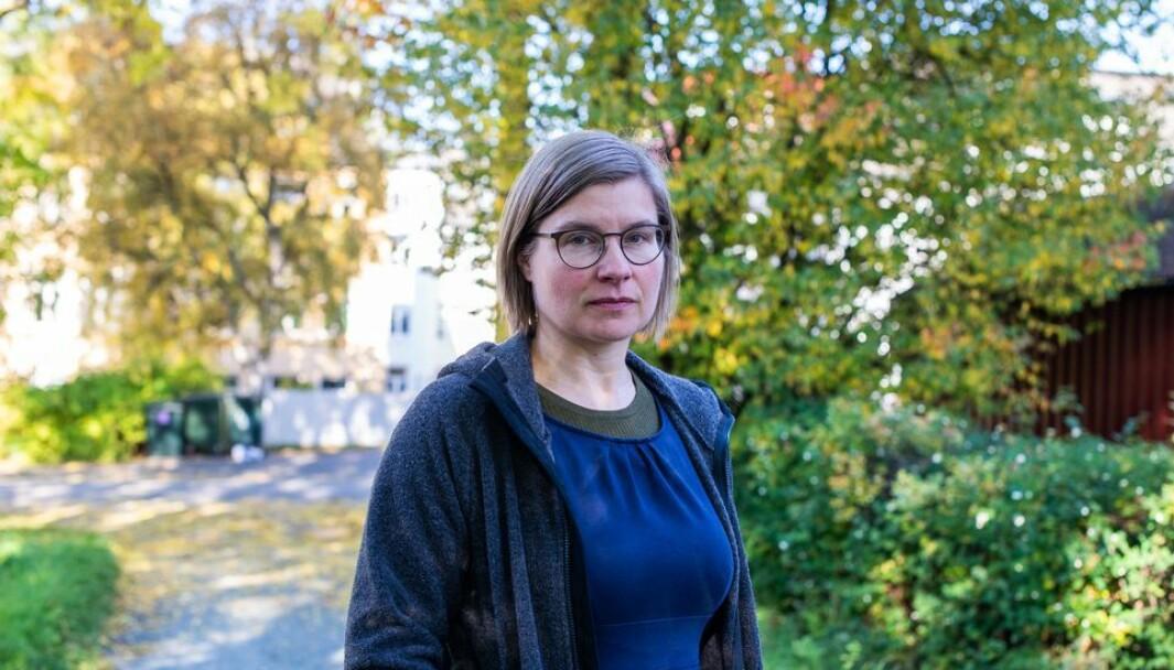 Nina Lager Vestberg er en av mange kandidater som som ønsker seg en periode i NTNUs øverste organ.