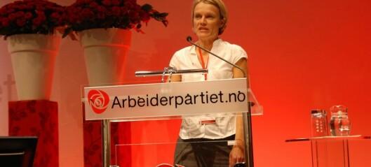 Sandberg blir generalsekretær i UHR
