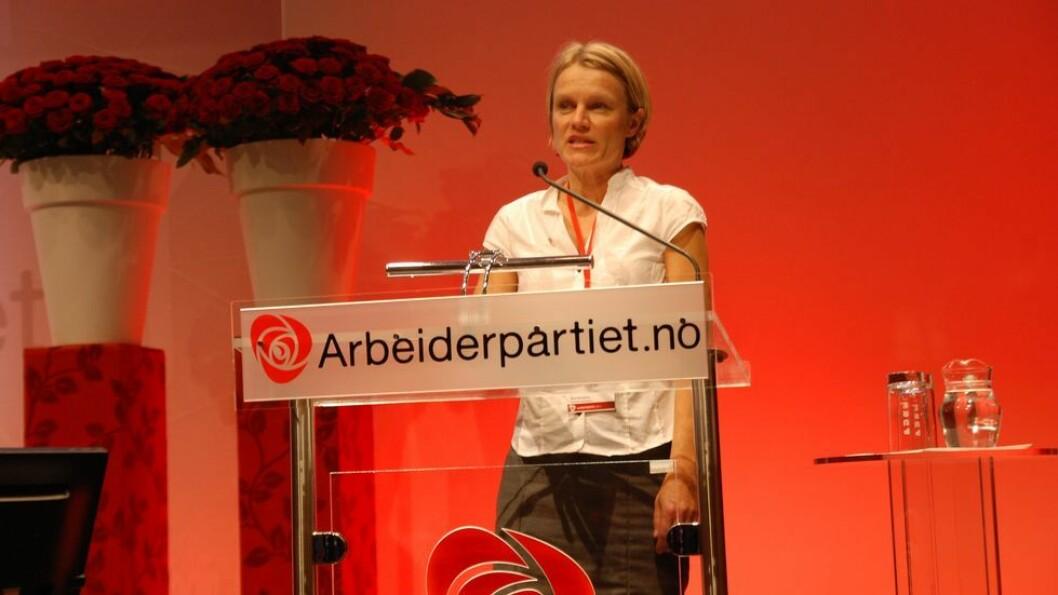 Nina Sandberg er klar for nye utfordringer fra høsten 2021.