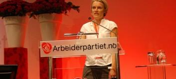 Nina Sandberg tar ikke gjenvalg
