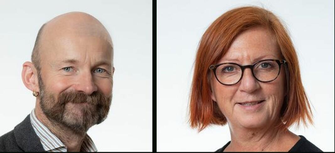 Aksel Tjora og Kjersti Møller får fire nye år som medlemmer i NTNU-styret.