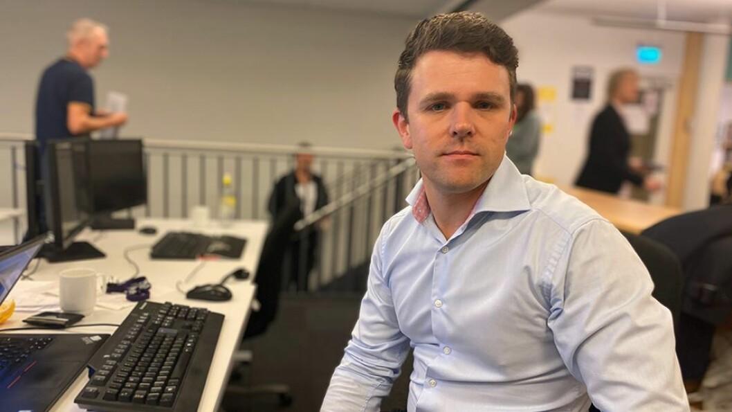 - Et smutthull i loven gjør det fullt mulig i dag å omgå det innsynet som offentligheten er ment å skulle ha, sier NRK-journalist Vegard Venli.