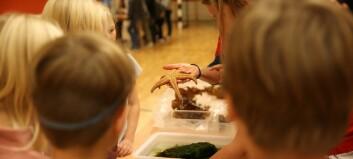 – Viktig å gi barn noe de kan utforske