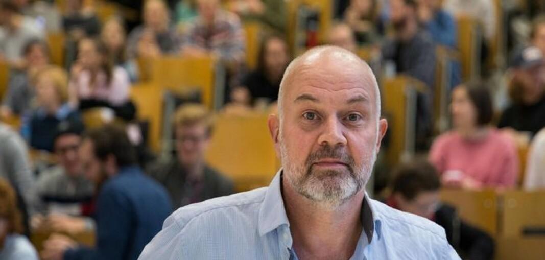 - Nå er det viktig at alle forstår hva som står på spill, sier dekan Fredrik Shetelig.