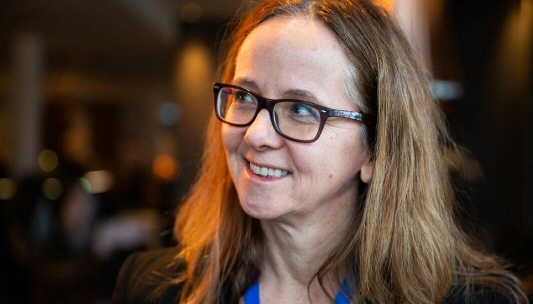 - Jeg er veldig bekymret for utviklinga med lav opplevd medvirkning, sier dekan Monica Rolfsen.