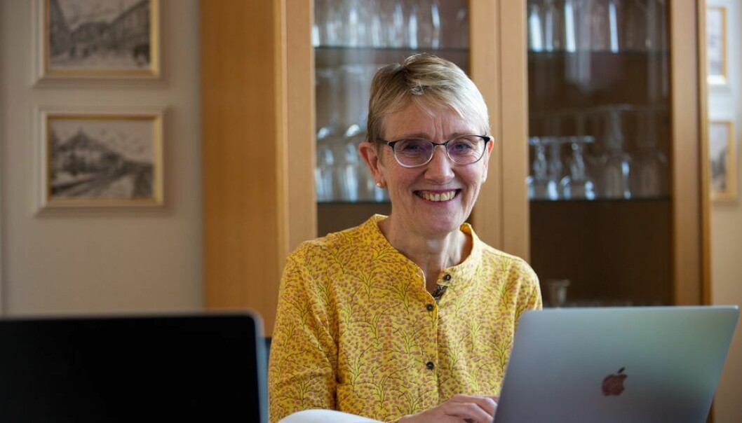 Anne Borg valgte å gi penger som inngår i årslønna på varig basis framfor et engansbeløp i form av bonus.