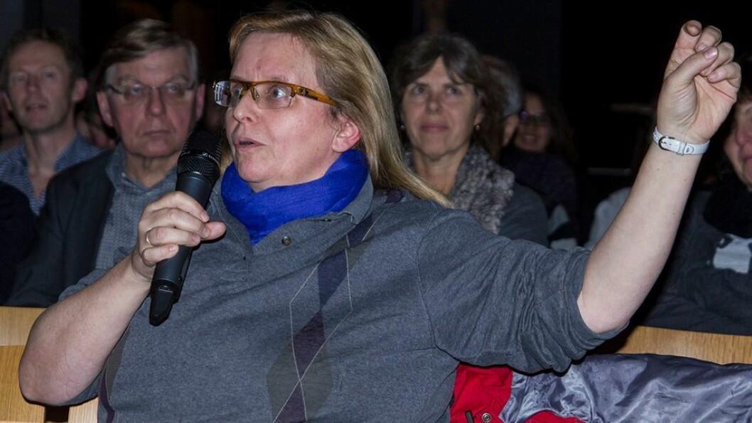 Anne C. Elster har søkt på hele tre av de 13 toppstillingene som nå er lyst ut.