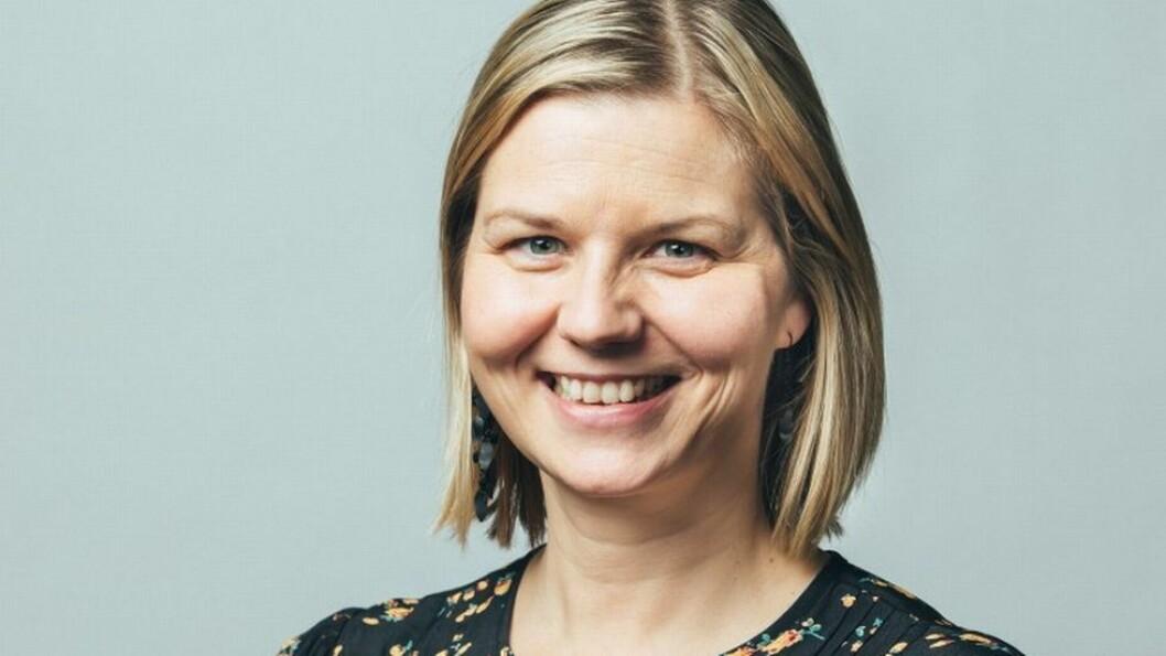 – Regjeringens mål er at minst ni av ti skal fullføre, sier Guri Melby, kunnskaps- og integreringsminister.