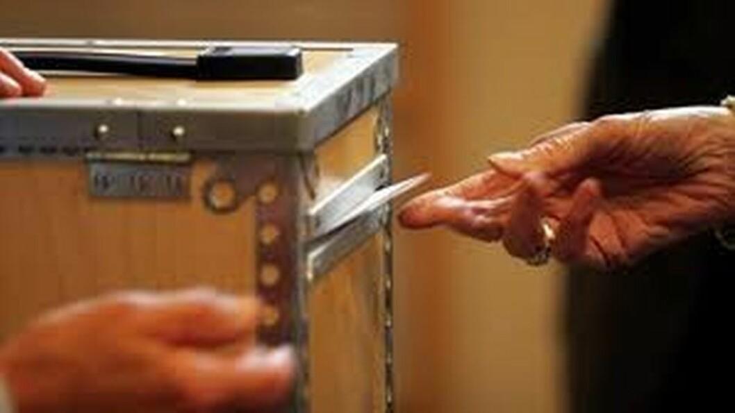 Sammenhengen mellom plassen i søskenflokken og bruken av stemmeretten beskrives som sterk.
