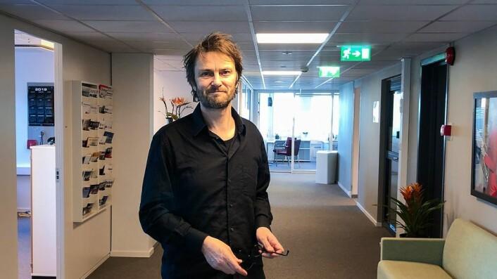 Jon W. Iddeng, rådgiver i Forskerforbundet.