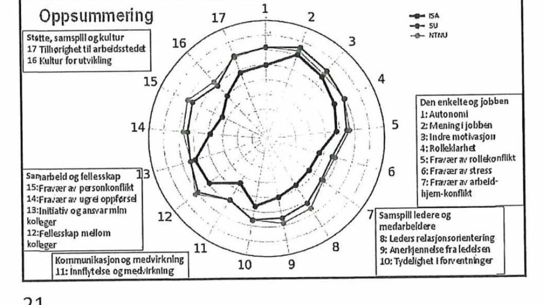 Faksimile fra ARK-undersøkelsen, ISA.
