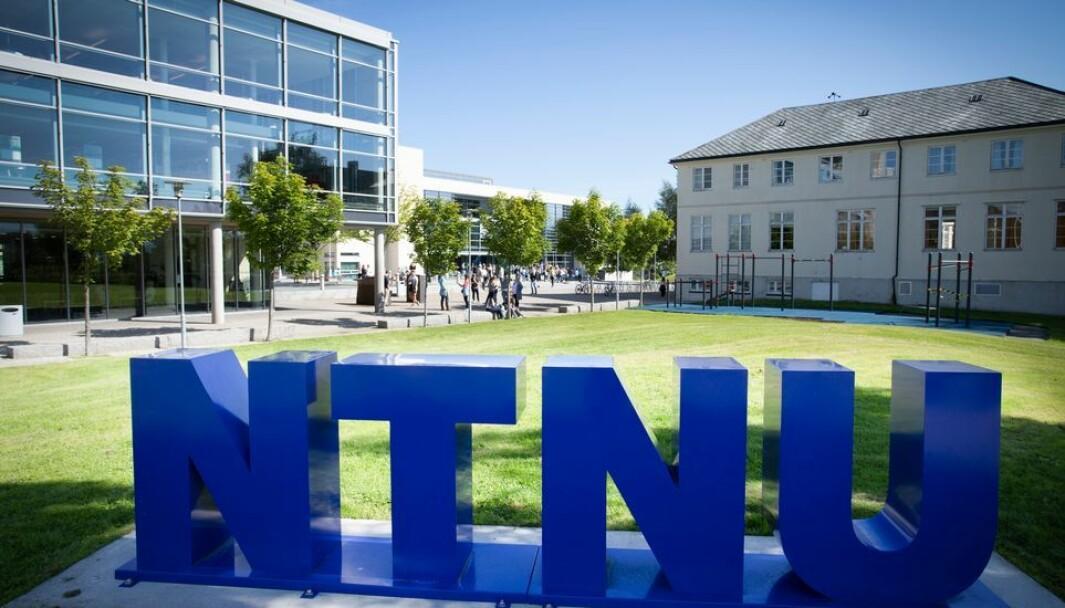NTNU i Ålesund, Trondheim og Gjøvik vil hindre at det muterte viruset sprer seg til studiebyene. Arkivbilde fra Campus Ålesund.