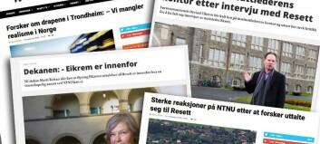 Sirkus Eikrem avdekker svakheter i NTNUs strategi for konfliktløsning