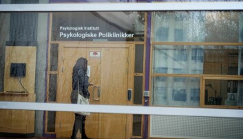 Kjønnspoeng på psykologi ga ingen effekt ved NTNU