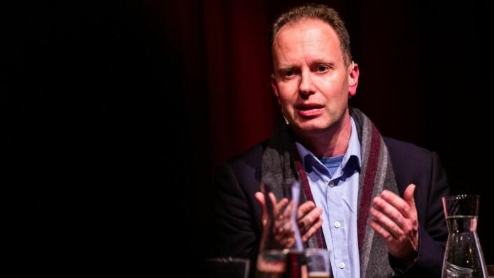 Øyvind Eikrem debatt morgenbladet