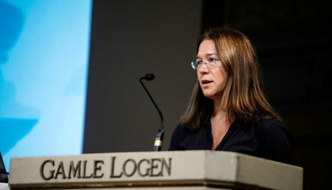 Anine Kierulf (UiO) skal lede ekspertgruppen.
