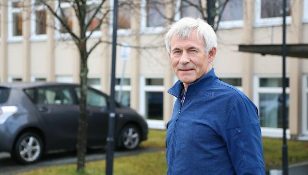 Olav Bolland er dekan ved Fakultet for ingeniørvitenskap.