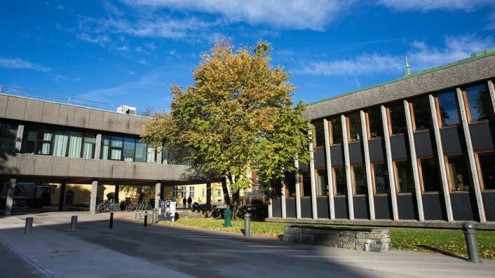 Universitetet i Bergen UiB Humanistisk fakultet illustrasjonsfoto